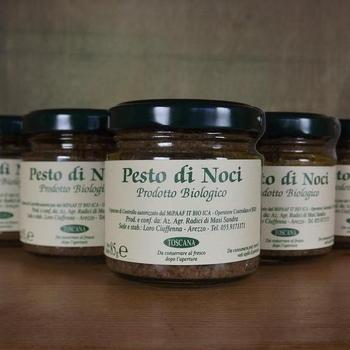 Pesto de noix