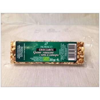 Croquant au blé sarasin et grains de chanvre