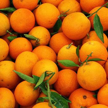 Grandes oranges de Sicile