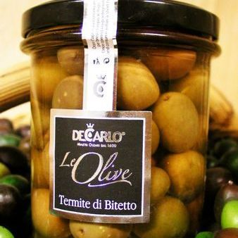 Olives Termite di Bitetto