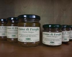Crème de champignon